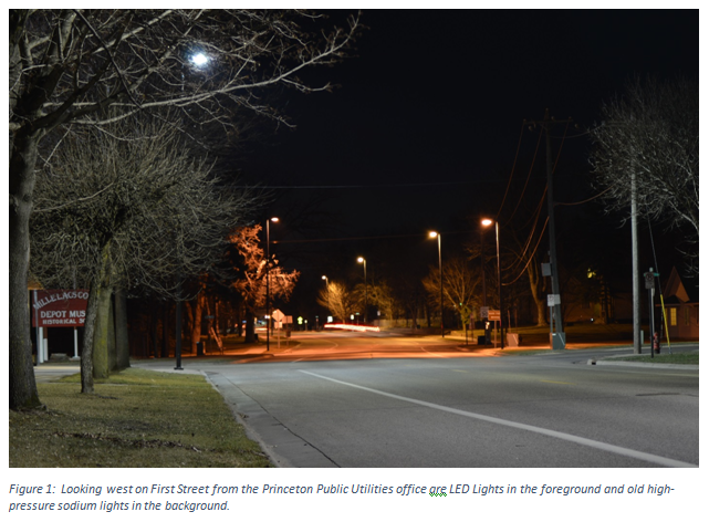 LED Street Light Replacement