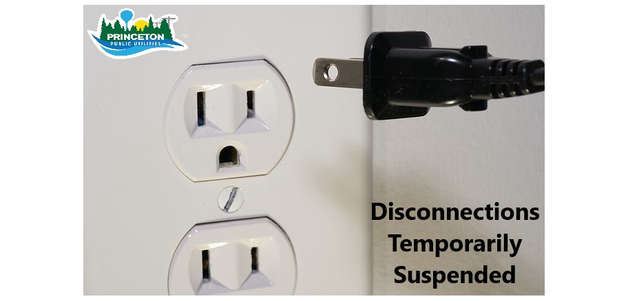Disconnections Temporarily Suspended